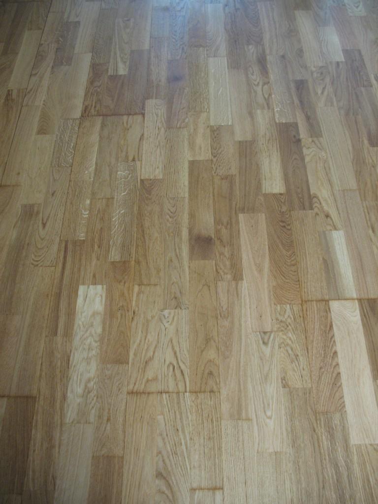 Nieuwe vloer gelegd door Ruijters Parket
